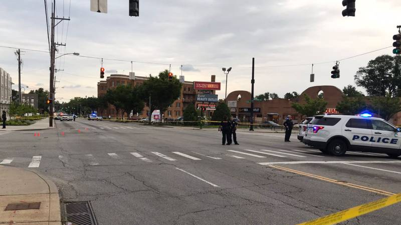 Five people were shot in Cincinnati on Monday, including a teenager shot on Reading Road in...