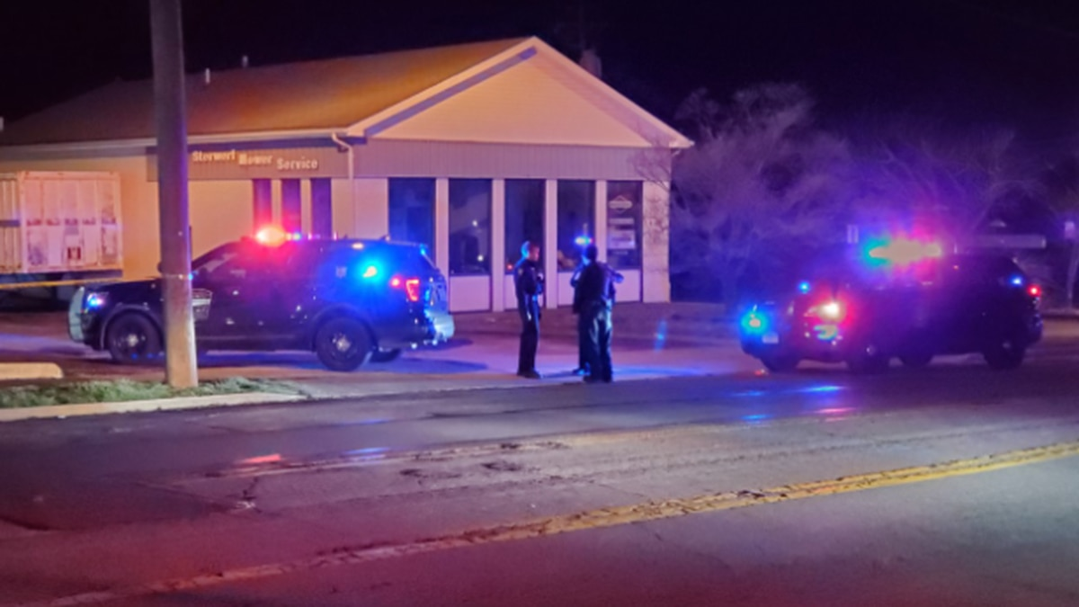 Three suspects are in custody following a shooting in Mt. Healthy early Friday, police say.