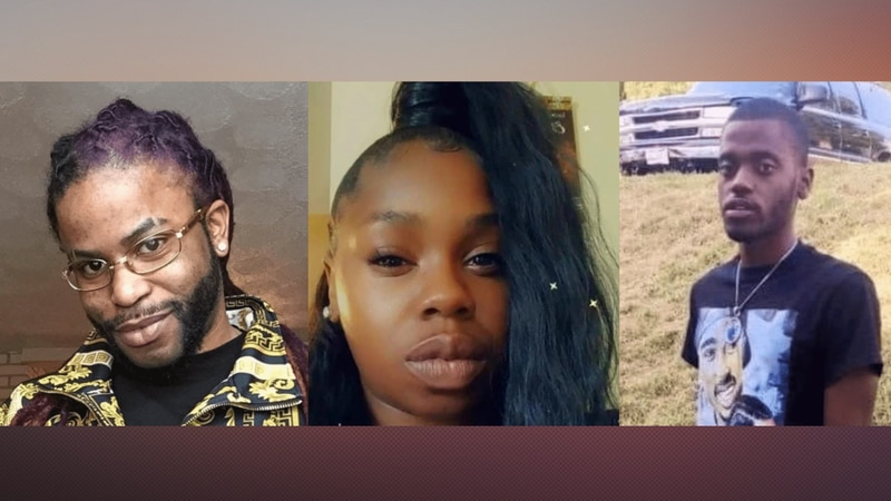 Darius Parker, Javona Coleman and Jenaro Gray were shot to death in a triple-slaying in...