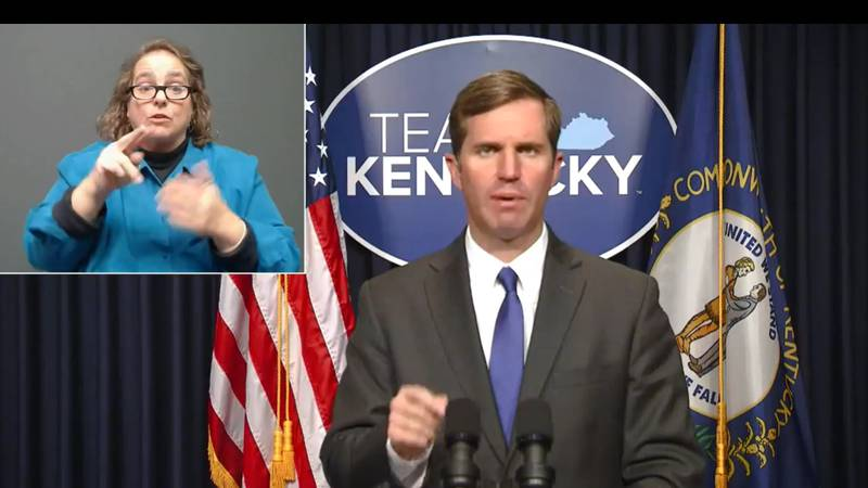 Governor Andy Beshear recommended Kentucky schools return to some form of in-person learning on...