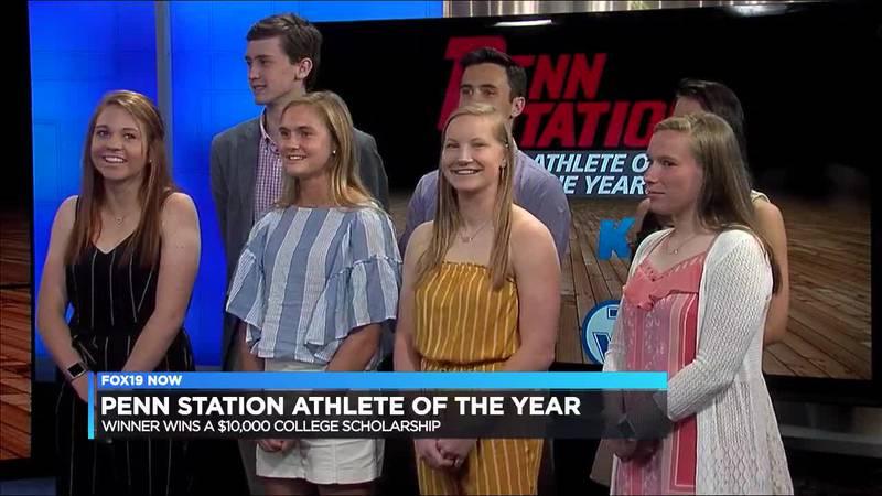 Penn Station Athlete of the Year wins $10K scholarship