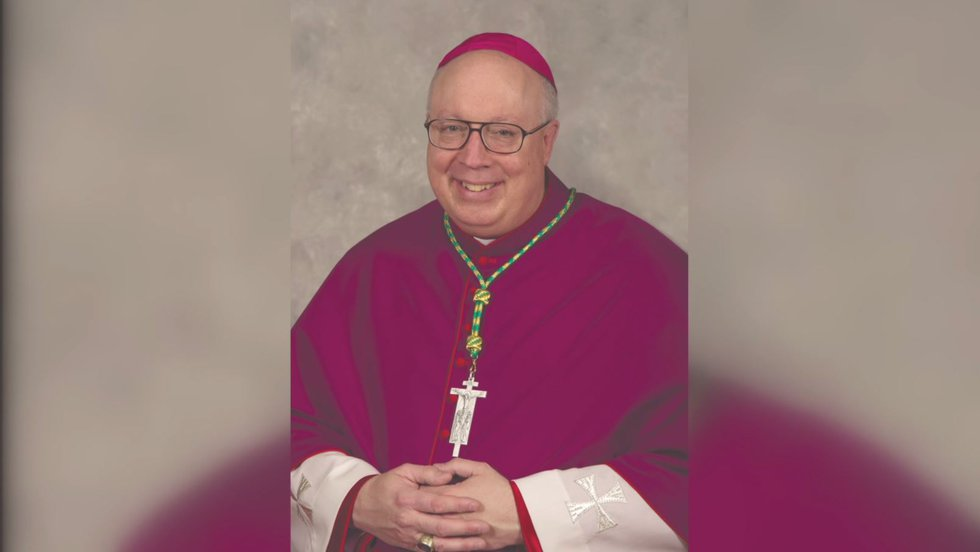 The CNA says sources familiar with the case said that Bishop Joseph R. Binzer was told in 2013...