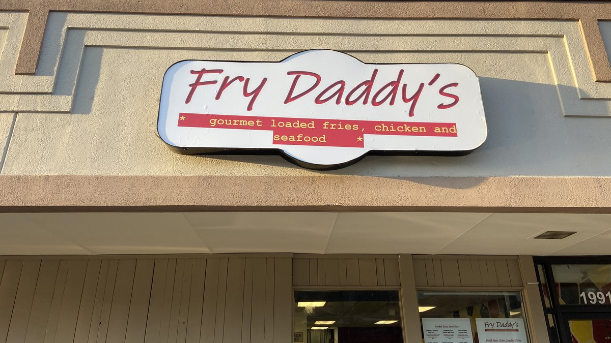 While the owners of Fry Daddy's and Six Forks Burger Company were in Texas taking supplies to...