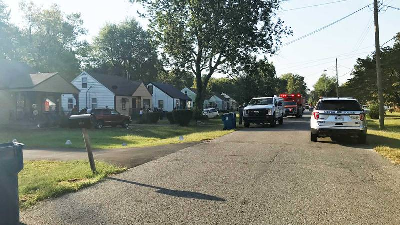Emergency crews were called to a home in the 4800 block of Brenda Drive just after 9 a.m. Oct....
