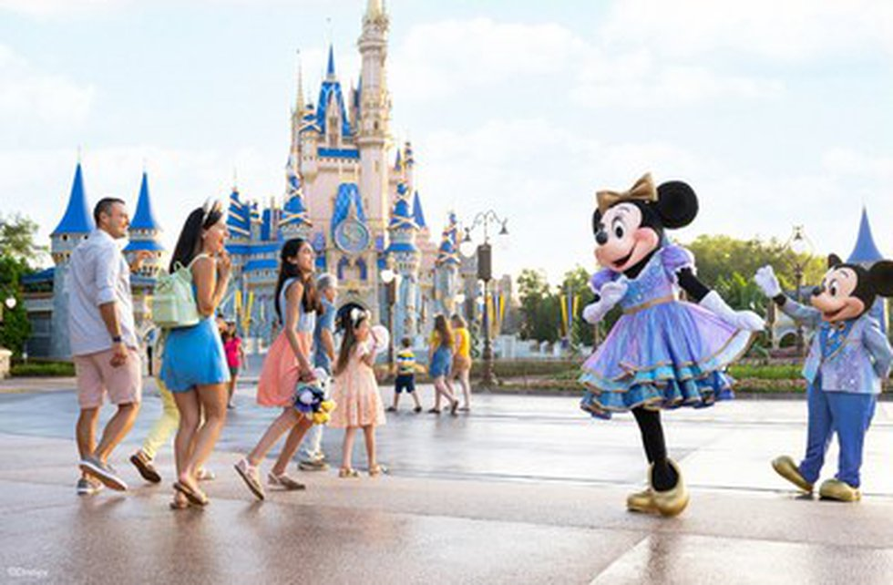 Visit Orlando's Most Magical Gathering Contest will reunite one winner and up to 49 friends and...