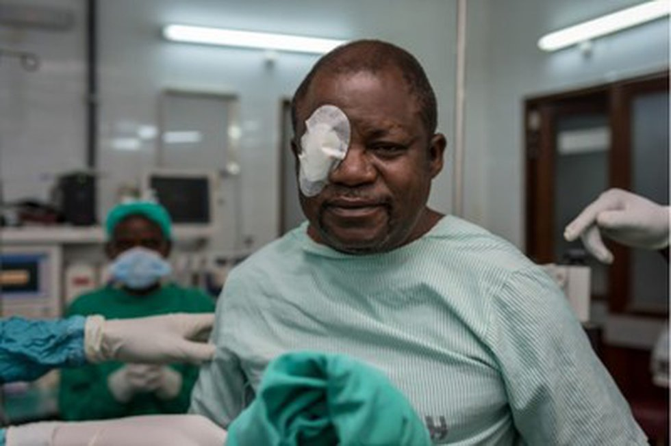 HHRD provides free cataract surgery to those in need in rural areas of Kenya, Mali, Nepal,...