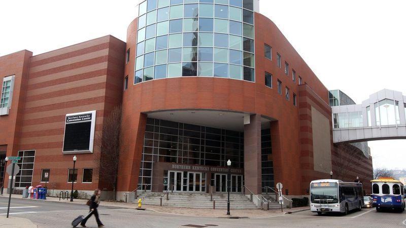 The Northern Kentucky Convention Center will host a mass vaccination site beginning next week.