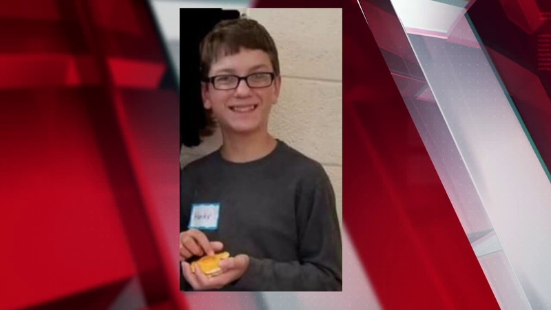 Massive search for missing boy