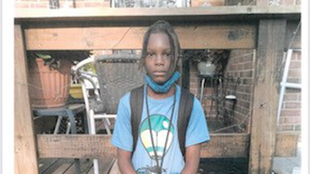 Jayden Herndon was last seen running from his grandmother in the area of East 186th Street and...