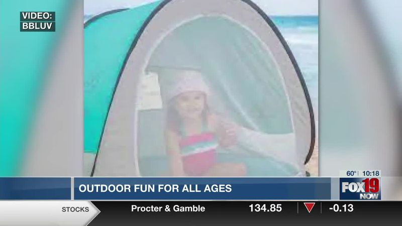 Outdoor fun for all ages