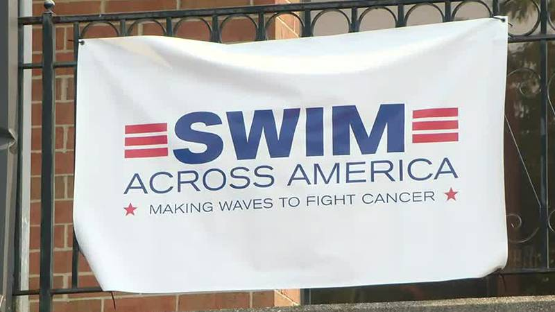 Swim Across America helps fight cancer