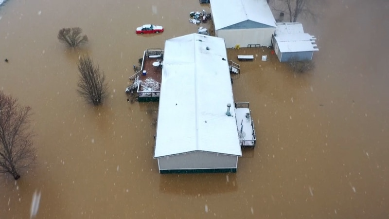 First responders have been working around the clock rescuing and helping people from their...