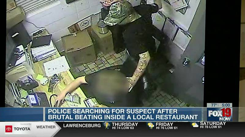 Franklin police search for suspect after fight inside Frisch's