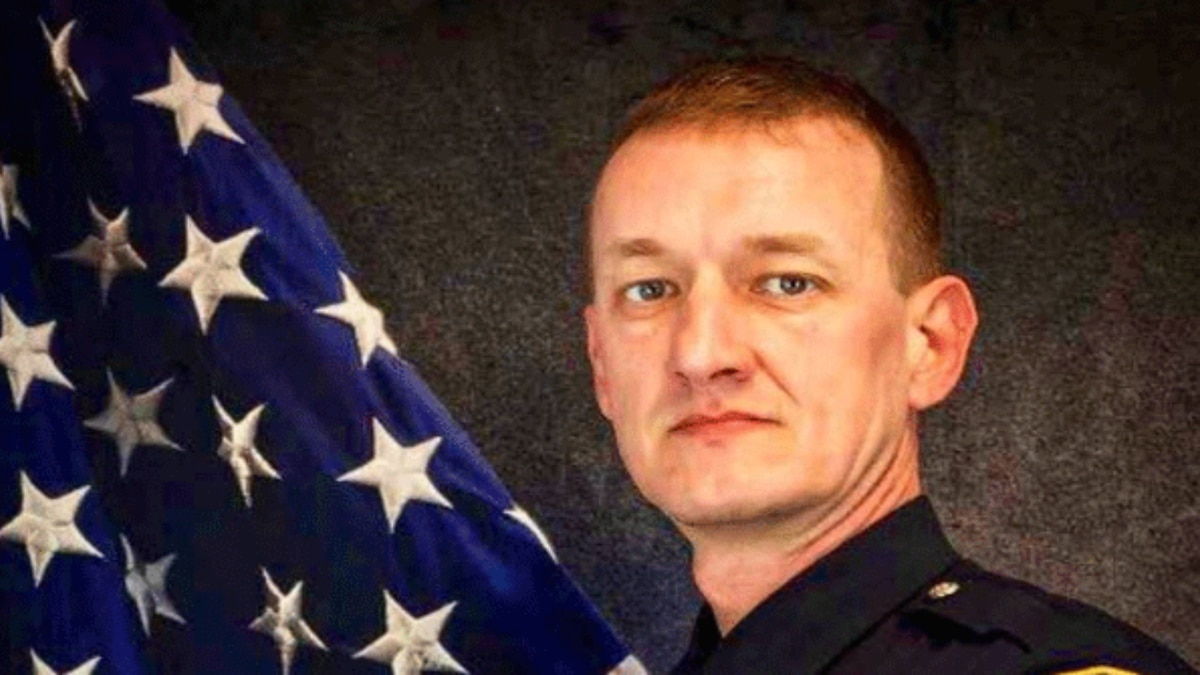 Colerain Township Police Officer Dale Woods (Photo: Facebook)
