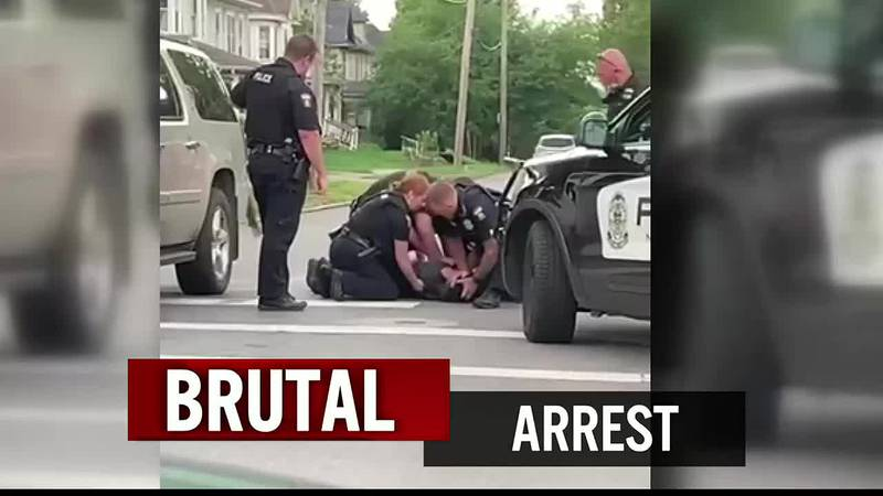 'Get his face off the ground': Video shows questionable use of force by officers in Mansfield...