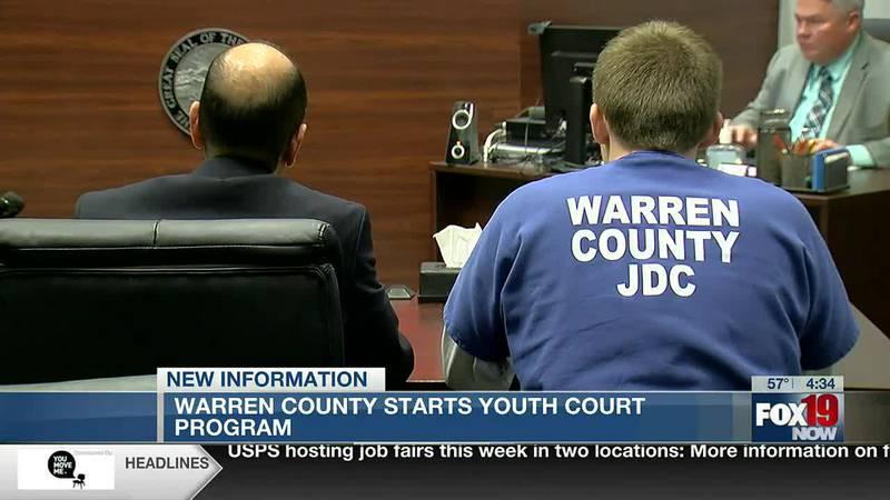 Warren County starts youth court program