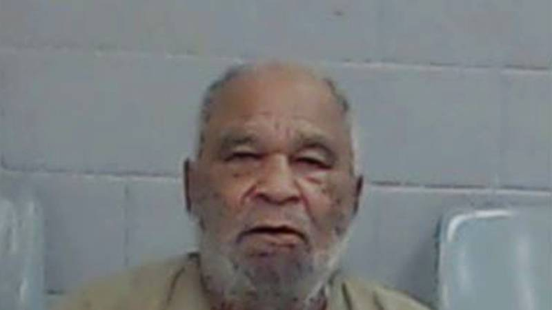This undated photo provided by the Ector County Texas Sheriff's Office shows Samuel Little. A...