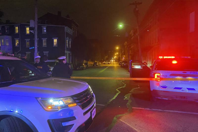 Police are investigating a shooting that left one man injured in OTR Saturday.