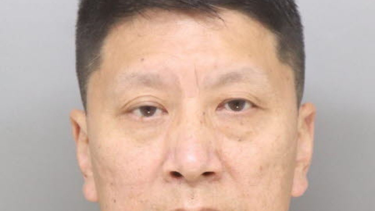 Zhongping Sun, 53, is charged with pandering obscenity involving a minor and  unlawful sexual...