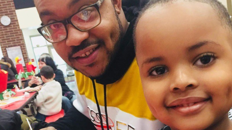 Michael Brice, a father of six, was fatally shot in a Rally's drive-thru in Sharonville on...