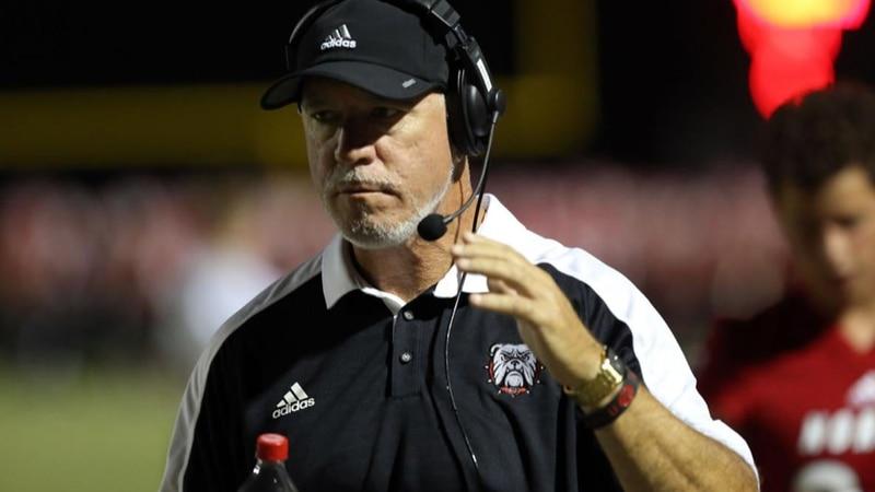 Named Highlands new head football coach