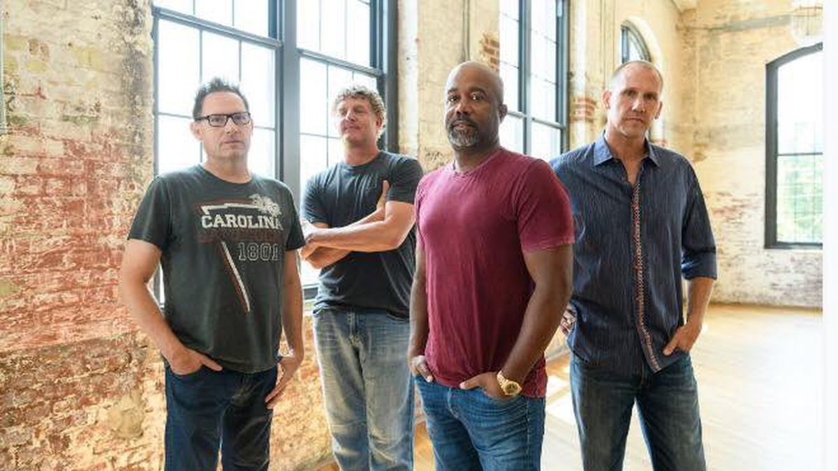 American Rock band Hootie & The Blowfish are reuniting and going back on tour in 2019....