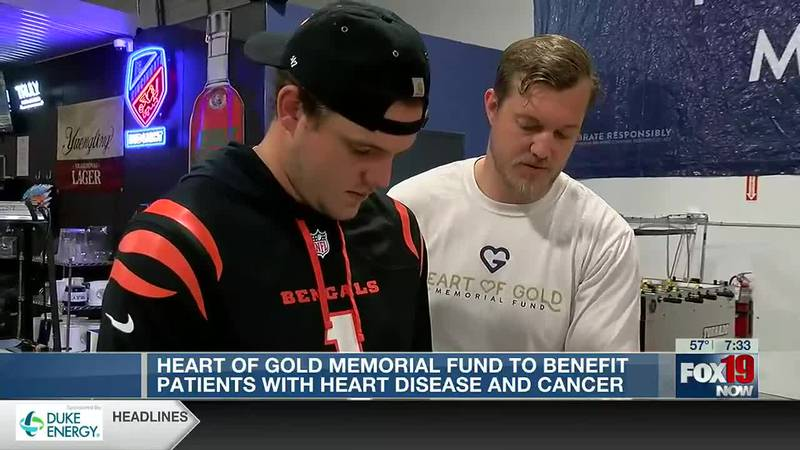 Heart of Gold memorial fund to benefit patients with heart disease, cancer