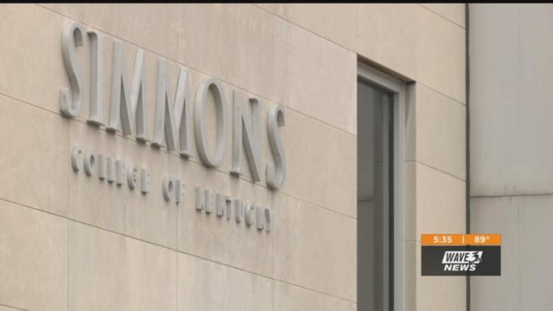 GF Default - WAVE 3 News Editorial - August 14, 2018: Simmons College