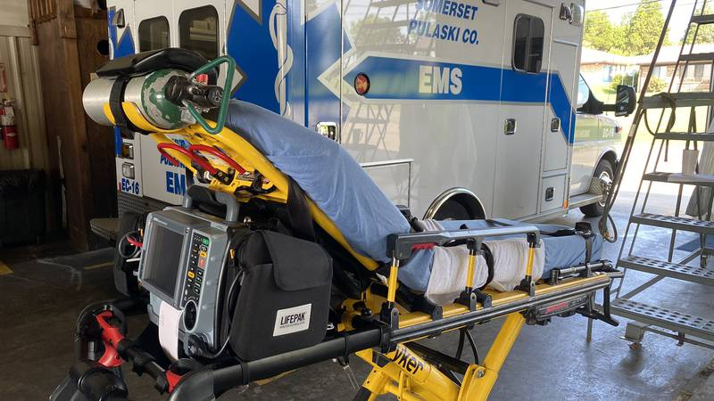 Five FEMA EMS strike teams are heading elsewhere after improved data on the spread of COVID-19...