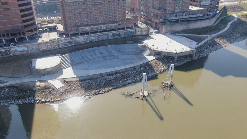Covington Plaza Nears Completion on Ohio Riverfront