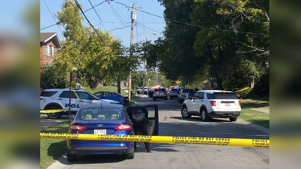 One person was shot in Roselawn Monday morning, Cincinnati police say