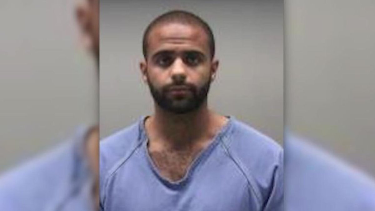This booking photo provided by the Montgomery County Sheriff shows Ethan Kollie. (Source:...