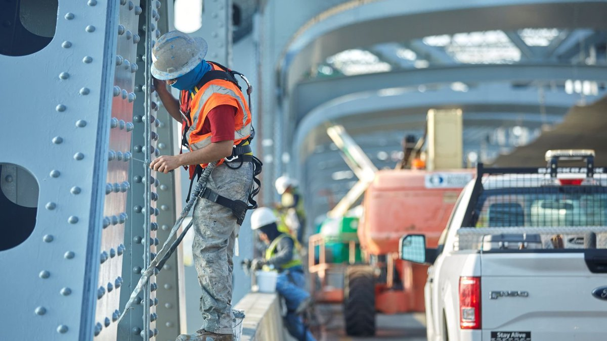As work continues on the Brent Spence Bridge, more changes to the traffic pattern are ahead