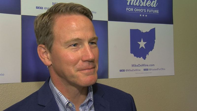 Lt. Governor candidate Jon Husted (Source: WTOL)