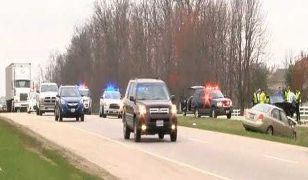 One person died and another was critically hurt in a head-on crash on Ohio 32 in Batavia...