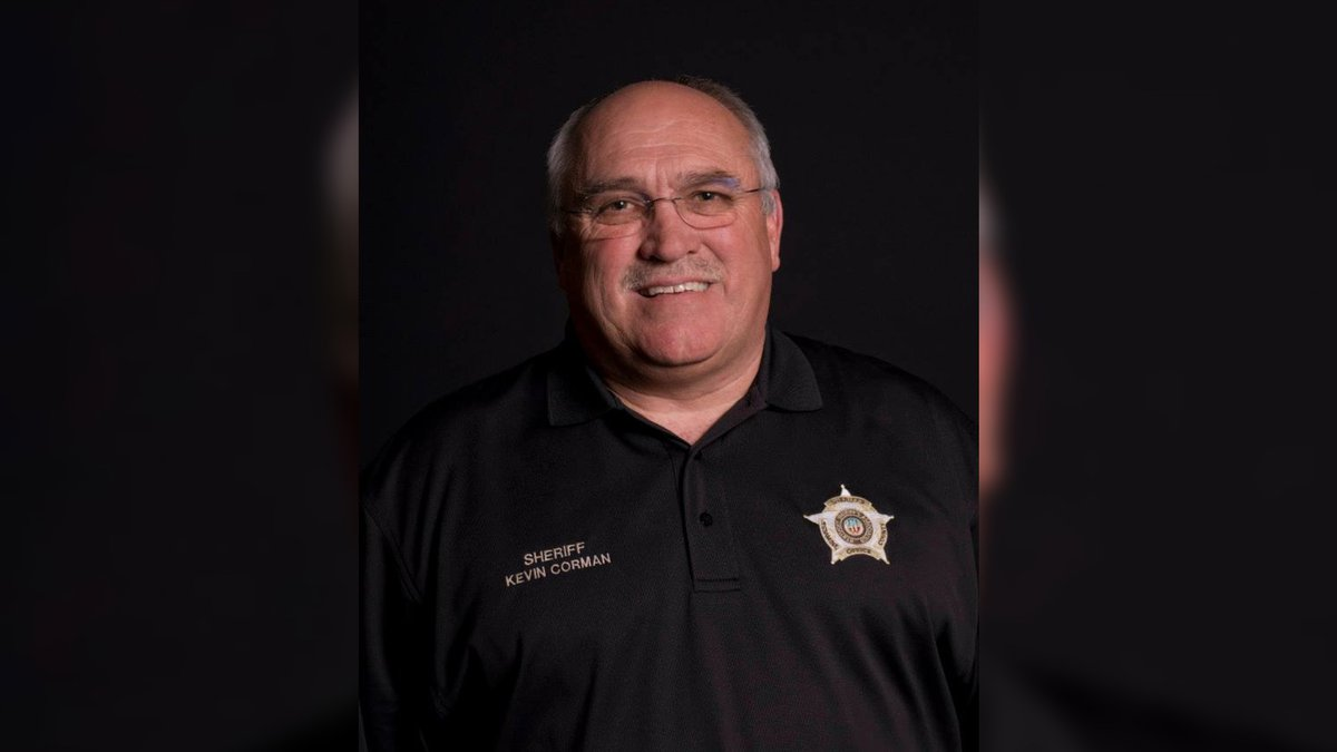 Jessamine County Sheriff Kevin Corman is accused of driving under the influence.