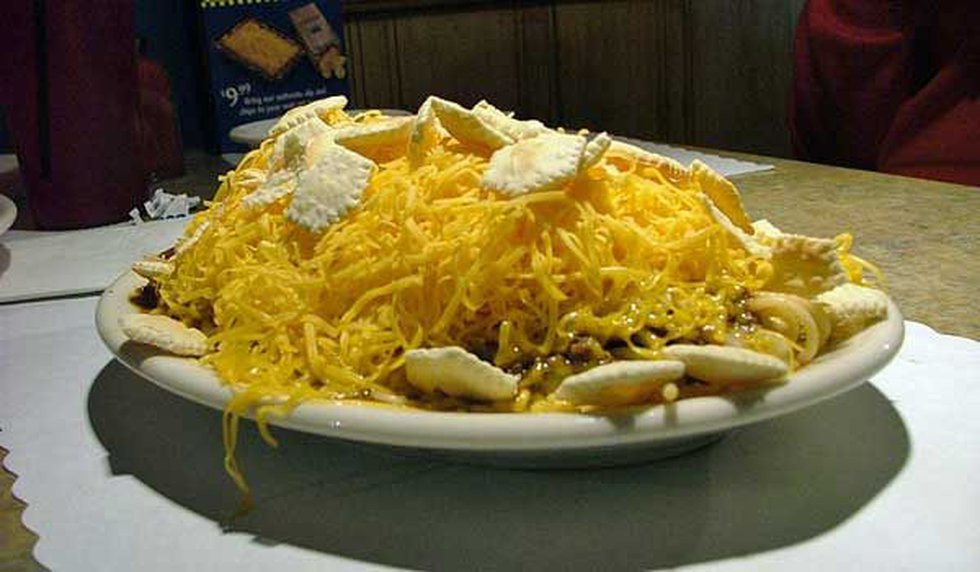 """""""Cincinnati chili is the worst, saddest, most depressing *expletive* thing in the world,""""..."""