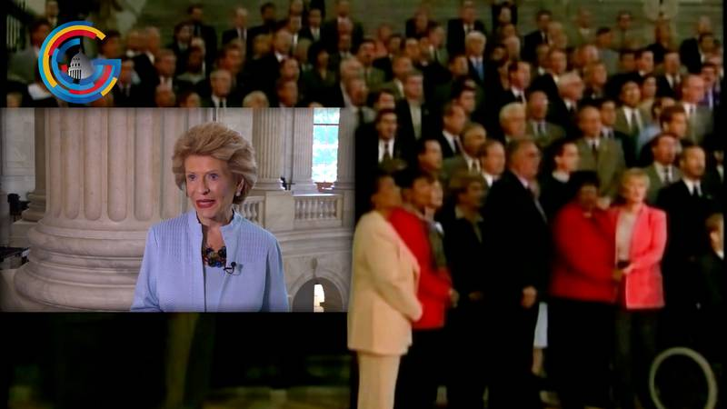 Twenty years later, lawmakers remember 9/11 on Capitol Hill