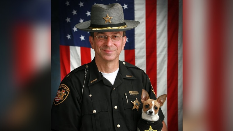 Retired Geauga County Sheriff, K9 partner die on same day