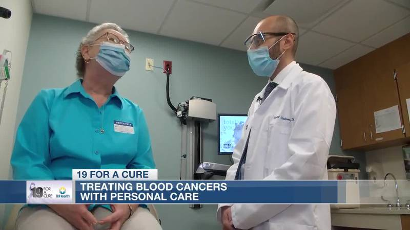 19 for a Cure: Treating blood disorders with personal care