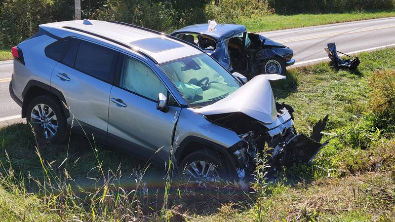Police are investigating a crash that killed one person in Hamilton Township Sunday morning.