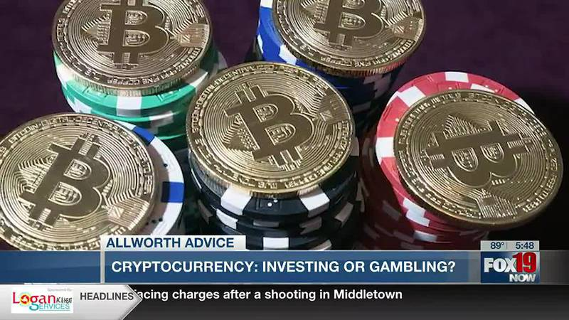Allworth Advice - Cryptocurrency: Investing or gambling?