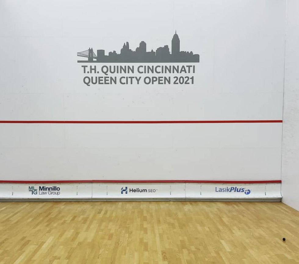 T.H. Quinn Cincinnati Queen City Open starts Wednesday