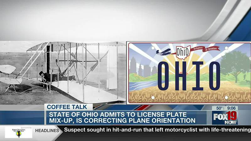 Coffee Talk - NEW Ohio License Plates, NYC All-Glass Observation Deck