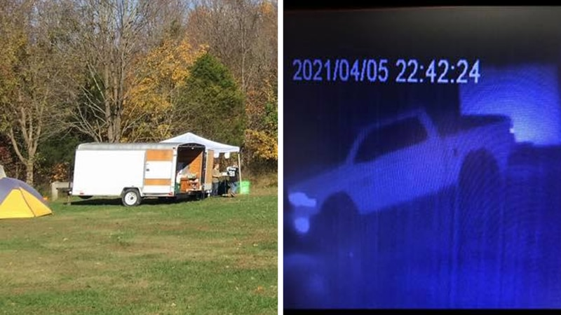 A Cub Scouts Pack 269 troop leader told WAVE 3 News their stolen trailer and its contents would...