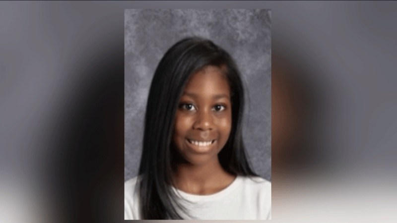 Mykiara Jones was pronounced dead shortly after a medical helicopter flew her to Dayton...