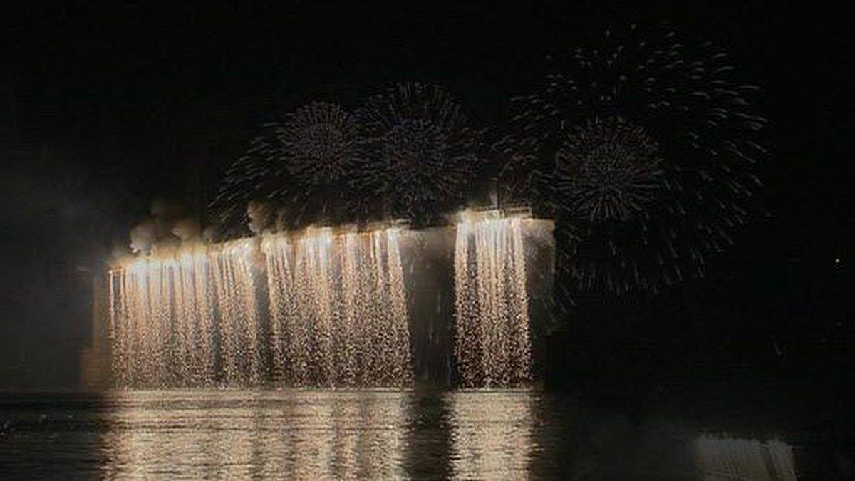 2013 WEBN Fireworks. (FOX19)