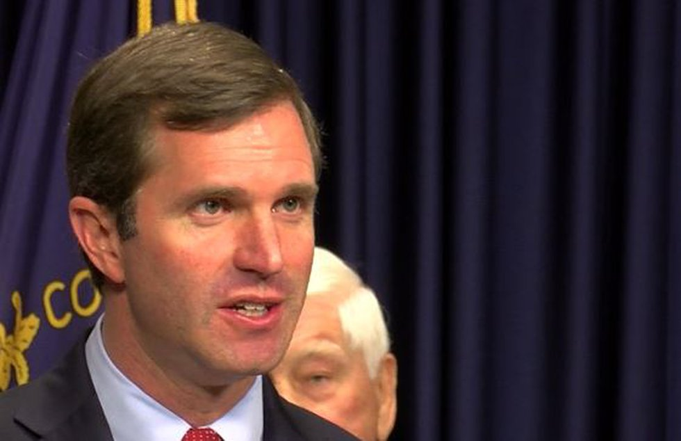Kentucky Governor Andy Beshear