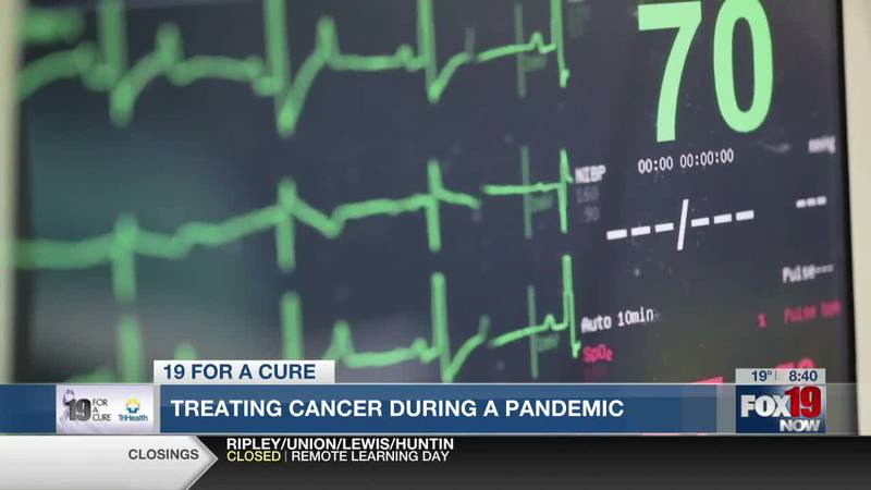 19 For a Cure: Treating cancer during a pandemic