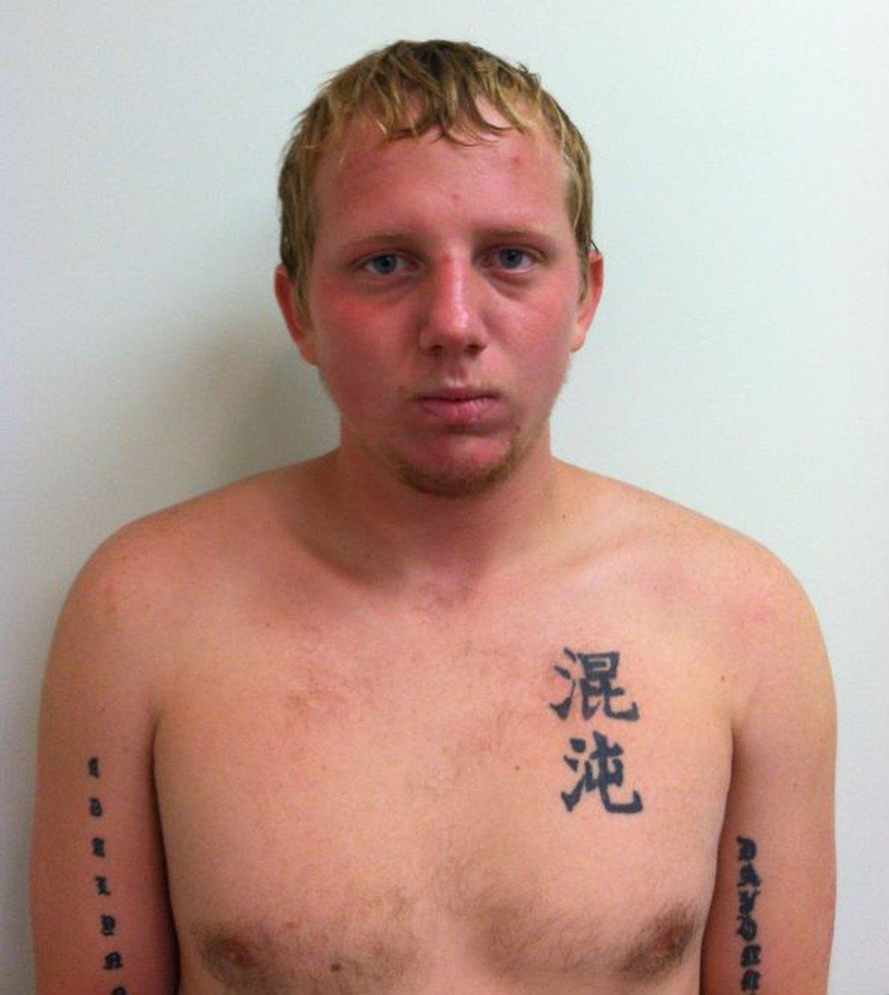 Ryan Dalton (Source: Boone Co. Sheriff's Office)